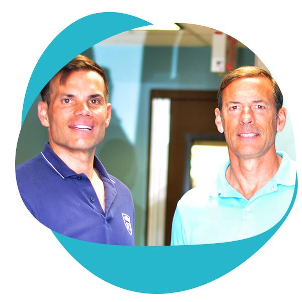 MediaBlink Team Member 31 - Michael and Benny Burst