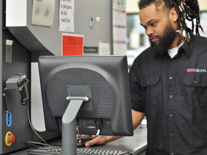 Mediablink Louisiana Print Facility