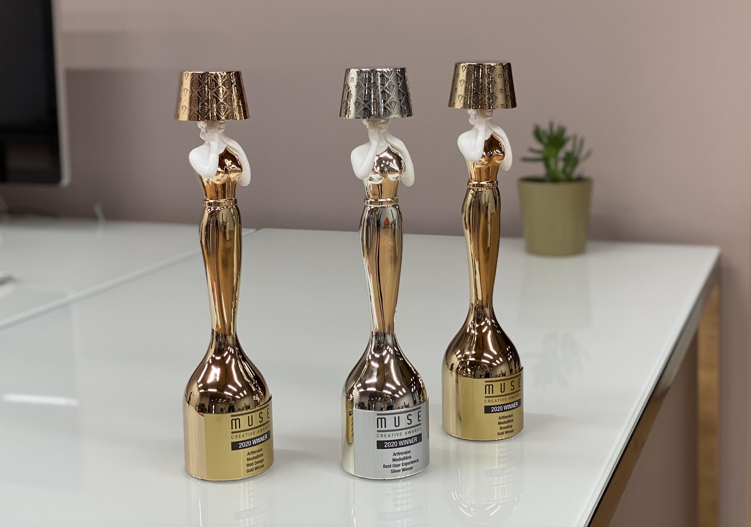 MediaBlink Muse Awards