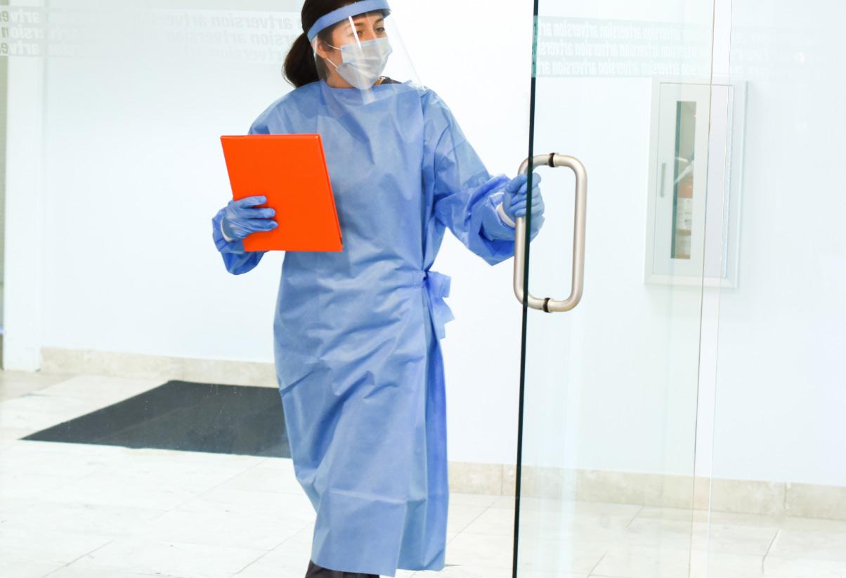 MediaBlink Medical Gowns for healthcare