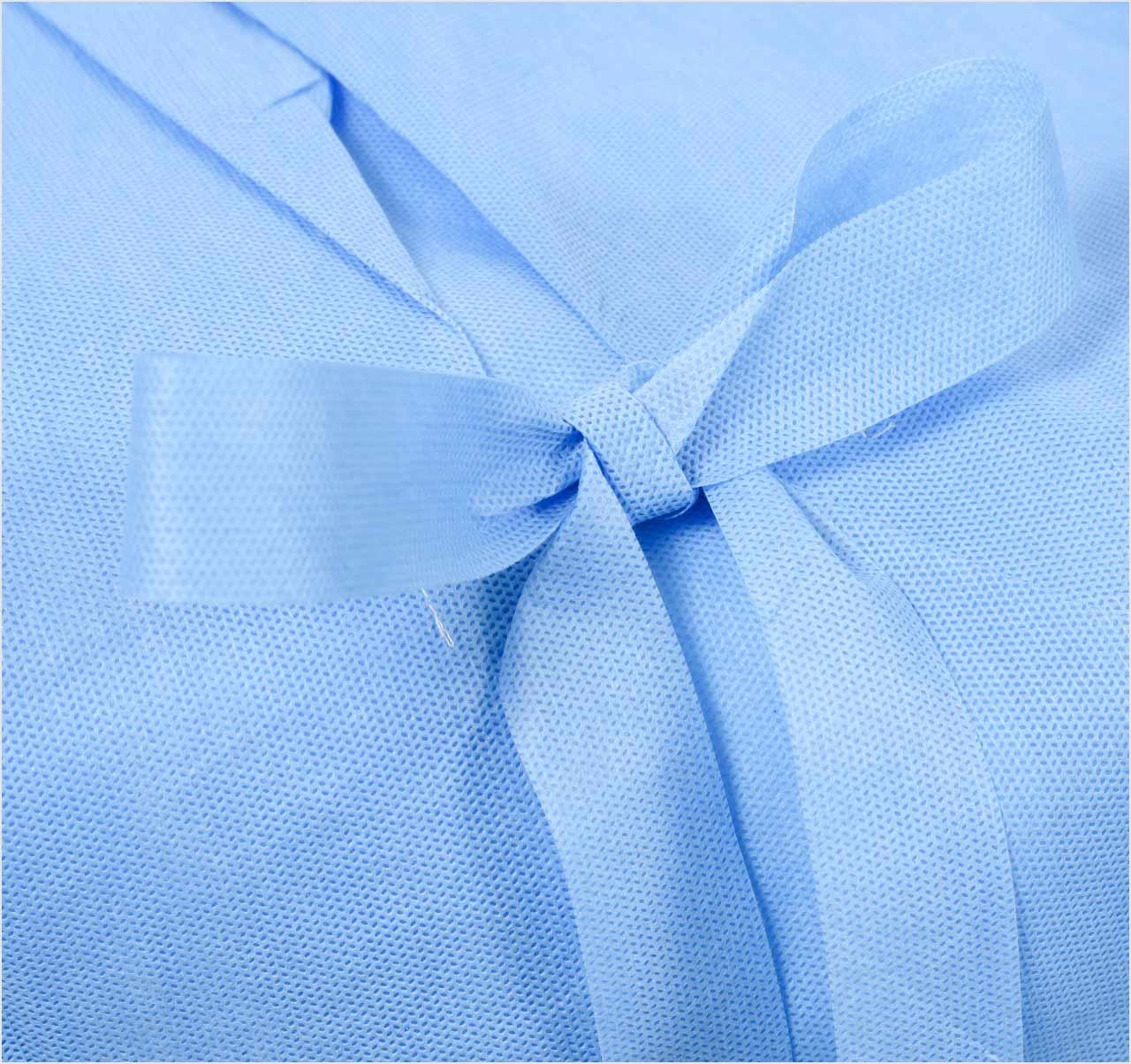 MediaBlink Medical Gowns waist straps